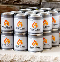 Real Flame Gel Fuel
